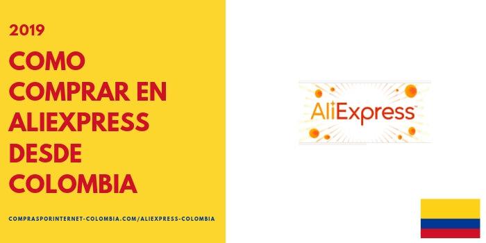 compras en aliexpress.com desde colombia