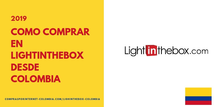 como comprar en lighinthebox colombia