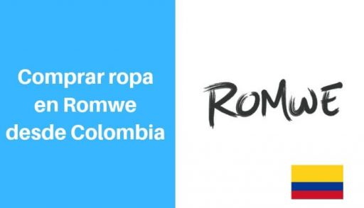 romwe colombia