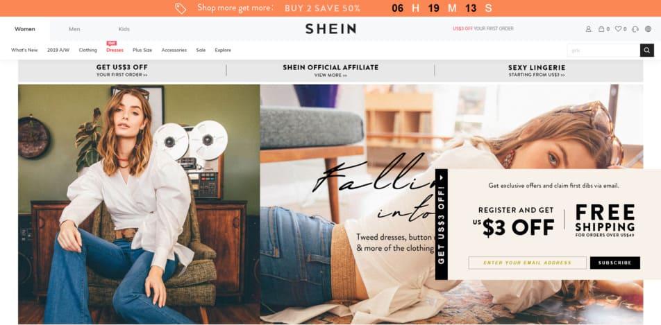 pagina para comprar ropa en china