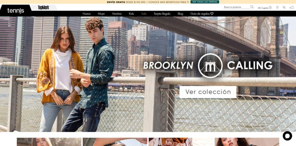 Tennis   donde comprar Ropa Online en Colombia