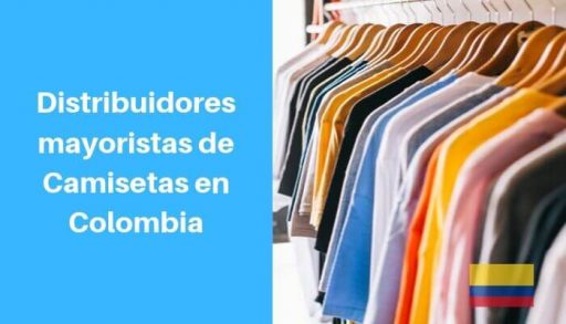 camisetas por mayor colombia