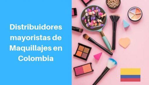 maquillajes o cosméticos por mayor colombia