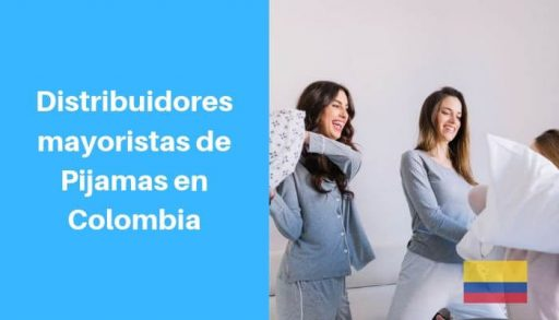 pijamas por mayor colombia