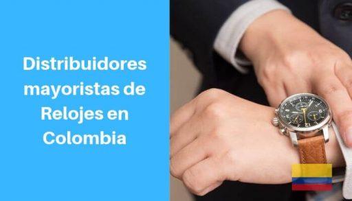 relojes por mayor colombia