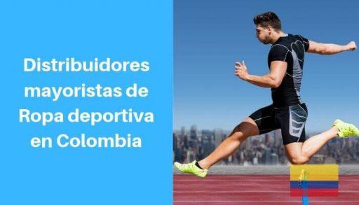 ropa deportiva por mayor colombia