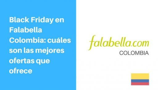 black friday Falabella colombia