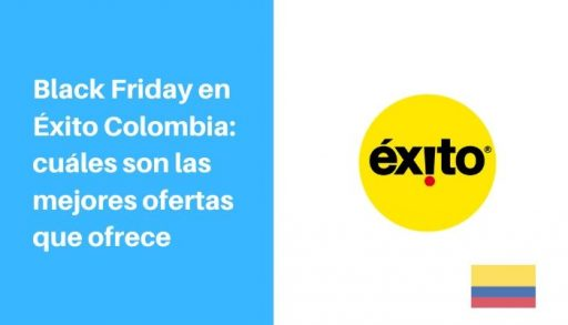 black friday exito colombia